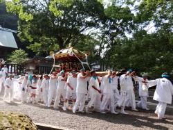 布良崎神社祭礼15