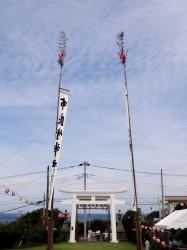 布良崎神社祭礼2