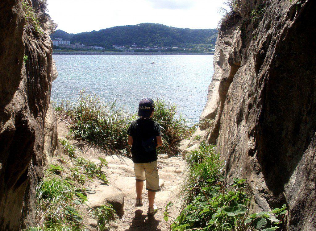 沖ノ島無人島体験