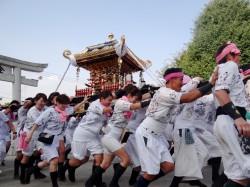 館山地区祭礼31