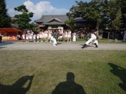 館山地区祭礼6
