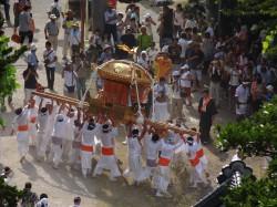 洲崎神社祭礼12