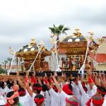 山車・神輿パレード