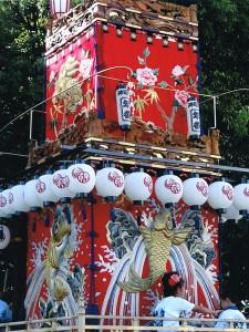 【御船・山車・神輿】神明町