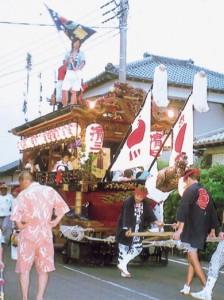 【御船・山車・神輿】濱三町