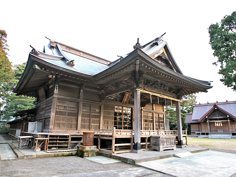 鶴ケ谷八幡宮