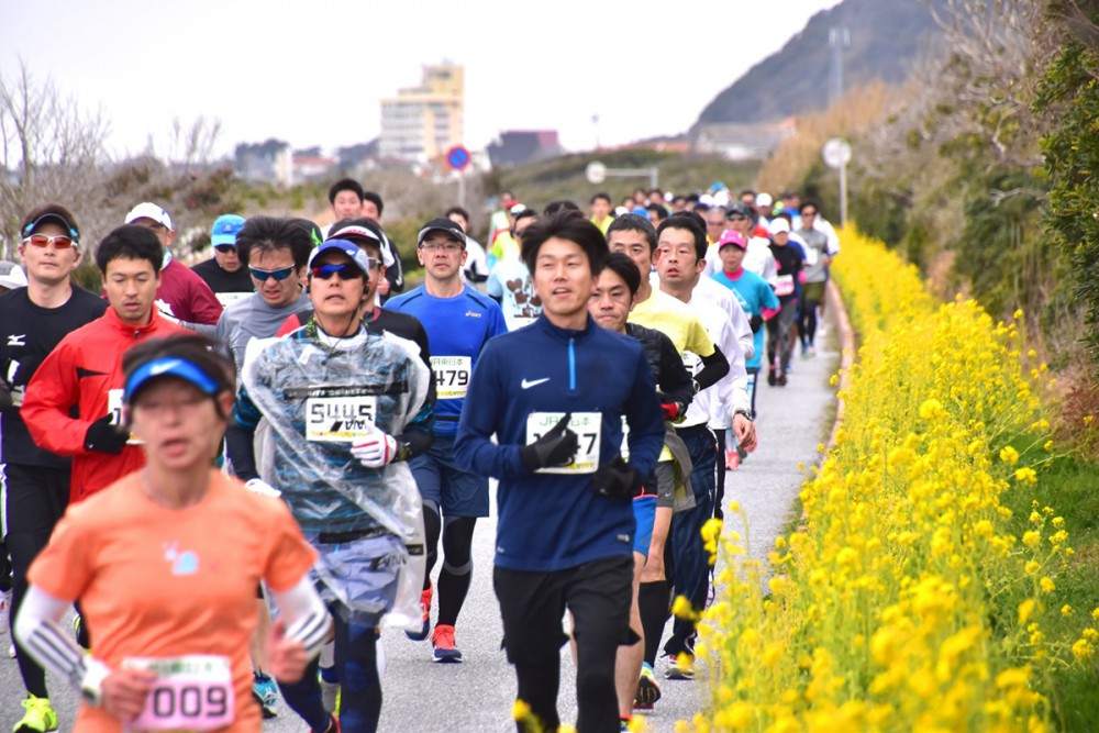 第40屆館山若潮馬拉松大賽